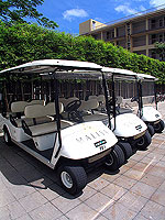 Cart / Malisa Villa Suites, หาดกะตะ