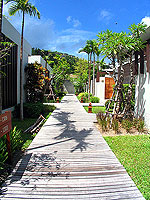 Exterior : Malisa Villa Suites, Long Stay, Phuket
