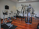 Fitness : Malisa Villa Suites, over USD 300, Phuket