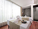 [Royal Spa] : Malisa Villa Suites, over USD 300, Phuket