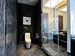 プーケット 20,000円以上のホテル : マリサ ヴィラ スイート(Malisa Villa Suites)のグランド プール ヴィラルームの設備 Bath Room