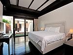 プーケット カタビーチのホテル : マリサ ヴィラ スイート(Malisa Villa Suites)のファミリー プール ヴィラルームの設備 Room View