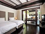 プーケット 20,000円以上のホテル : マリサ ヴィラ スイート(Malisa Villa Suites)のファミリー プール ヴィラルームの設備 Room View