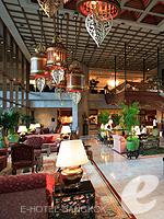 バンコク フィットネスありのホテル : マンダリン オリエンタル バンコク 「Main Lobby」