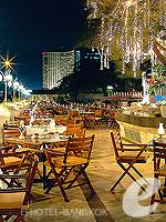 バンコク プールありのホテル : マンダリン オリエンタル バンコク 「Seafood Restaurant」