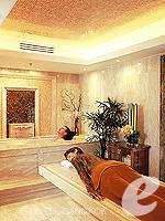 バンコク プールありのホテル : マンダリン オリエンタル バンコク 「Oriental Spa」