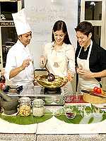 Thai Cooking Class : Mandarin Oriental Bangkok, Meeting Room, Phuket