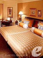 バンコク チャオプラヤー川周辺のホテル : マンダリン オリエンタル バンコク(Mandarin Oriental Bangkok)のスーペリアルームルームの設備 Bedroom
