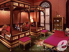 バンコク チャオプラヤー川周辺のホテル : マンダリン オリエンタル バンコク(Mandarin Oriental Bangkok)のお部屋「ヘリテージ オーサーズ スイート」