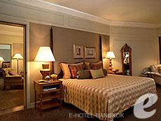 バンコク チャオプラヤー川周辺のホテル : マンダリン オリエンタル バンコク(Mandarin Oriental Bangkok)のお部屋「デラックス 2ベッドルーム ターム スイート」