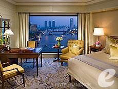 バンコク チャオプラヤー川周辺のホテル : マンダリン オリエンタル バンコク(Mandarin Oriental Bangkok)のお部屋「デラックス」