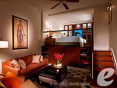 バンコク チャオプラヤー川周辺のホテル : マンダリン オリエンタル バンコク(Mandarin Oriental Bangkok)のお部屋「プレミアルーム」