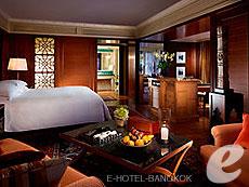 バンコク チャオプラヤー川周辺のホテル : マンダリン オリエンタル バンコク(Mandarin Oriental Bangkok)のお部屋「ステート ルーム」