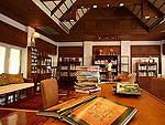 Library : The Dhara Dhevi Hotel Chiang Mai, Other Area, Phuket