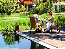 Grand Deluxe Villa with Pool : The Dhara Dhevi Hotel Chiang Mai, Couple & Honeymoon, Chiangmai