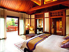 Grand Deluxe 2 Bedroom Villa : The Dhara Dhevi Hotel Chiang Mai, Couple & Honeymoon, Chiangmai