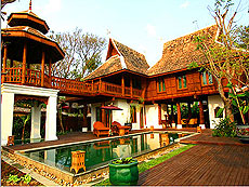 Grand Deluxe 2 Bedroom Villa with Pool : The Dhara Dhevi Hotel Chiang Mai, Couple & Honeymoon, Chiangmai