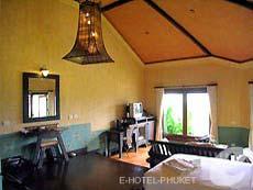 プーケット その他・離島のホテル : マンゴスチン リゾート & アーユルベーダ スパ(1)のお部屋「スーペリアガーデン」