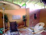 プーケット 10,000~20,000円のホテル : マンゴスチン リゾート & アーユルベーダ スパ(Mangosteen Resort & Ayurveda Spa)のデラックスジャグジールームの設備 Bath Room