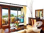 プーケット 10,000~20,000円のホテル : マンゴスチン リゾート & アーユルベーダ スパ(Mangosteen Resort & Ayurveda Spa)のファミリー ヴィラルームの設備 Room View