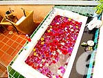 プーケット その他・離島のホテル : マンゴスチン リゾート & アーユルベーダ スパ(Mangosteen Resort & Ayurveda Spa)のファミリー ヴィラルームの設備 Bath Room