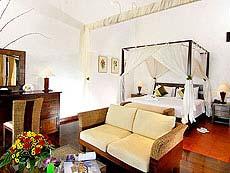 プーケット その他・離島のホテル : マンゴスチン リゾート & アーユルベーダ スパ(1)のお部屋「ファミリー ヴィラ」