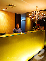 Reception : Manita Boutique Hotel, Couple & Honeymoon, Phuket