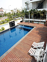 Poolside : Manita Boutique Hotel, Couple & Honeymoon, Phuket