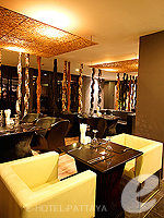 Lounge Bar : Manita Boutique Hotel, Couple & Honeymoon, Phuket