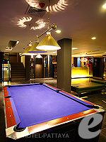 Pool Table : Manita Boutique Hotel, Couple & Honeymoon, Phuket