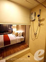 パタヤ サウスパタヤのホテル : マニタ ブティック ホテル(Manita Boutique Hotel)のデラックス ルームルームの設備 Bathroom