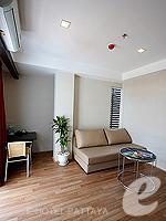 パタヤ サウスパタヤのホテル : マニタ ブティック ホテル(Manita Boutique Hotel)のジュニア スイートルームの設備 Living Room