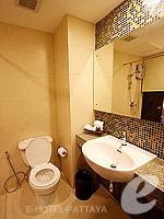 パタヤ サウスパタヤのホテル : マニタ ブティック ホテル(Manita Boutique Hotel)のジュニア スイートルームの設備 Bathroom
