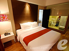パタヤ サウスパタヤのホテル : マニタ ブティック ホテル(1)のお部屋「ジュニア スイート」