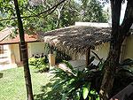 サムイ島 チョンモーンビーチのホテル : マンクート ヴィラ(Mankoot Villa)の3ベッドルームルームの設備 Exterior