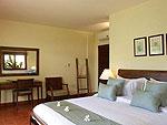 サムイ島 チョンモーンビーチのホテル : マパオ ヴィラ(Maprao Villa)の2ベッドルームルームの設備 Bedroom