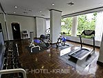 Fitness : Maritime Park & Spa Resort, Connecting Rooms, Phuket