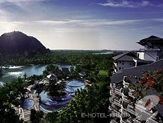 Maritime Park & Spa Resort, with Spa, Phuket