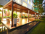 Restaurant : Marriott Executive Apartments Sukhumvit Park, 2 Bedrooms, Phuket