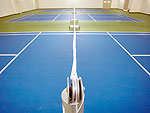 Badminton court / Marriott Executive Apartments Sukhumvit Park,