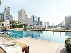 Marriott Executive Apartments Sukhumvit Park, Swiming Pool, Phuket