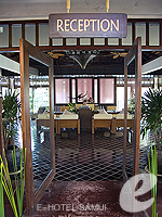 ReceptionMelati Beach Resort & Spa