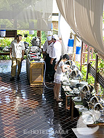 Breakfast Buffet : Melati Beach Resort & Spa, Serviced Villa, Phuket