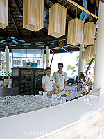 Poolside Bar / Melati Beach Resort & Spa, ฟิตเนส