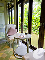 Spa Lobby : Melati Beach Resort & Spa, Serviced Villa, Phuket
