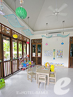 Kids RoomMelati Beach Resort & Spa