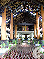 Entrance / Melati Beach Resort & Spa, ฟิตเนส