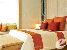 サムイ島 チョンモーンビーチのホテル : メラティ ビーチ リゾート & スパ(1)のお部屋「プール ヴィラ」