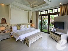 サムイ島 チョンモーンビーチのホテル : メラティ ビーチ リゾート & スパ(1)のお部屋「ファミリー プールヴィラ スイート」