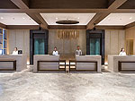 Reception / Phuket Marirott Resort & Spa Merlin Beach, หาดป่าตอง